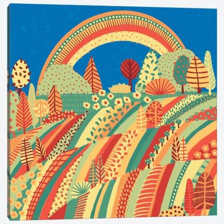 Fairy Tale Landscape II Canvas Print #ALG110} by Alisa Galitsyna Canvas Wall Art