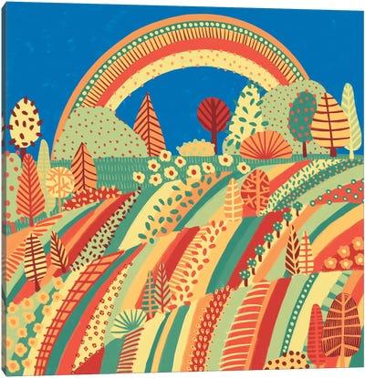 Fairy Tale Landscape II Canvas Art Print