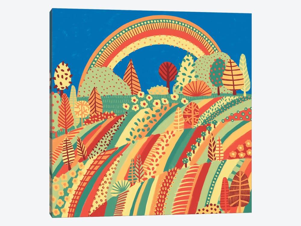 Fairy Tale Landscape II by Alisa Galitsyna 1-piece Canvas Art