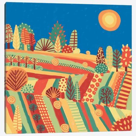 Fairy Tale Landscape Canvas Print #ALG111} by Alisa Galitsyna Canvas Artwork
