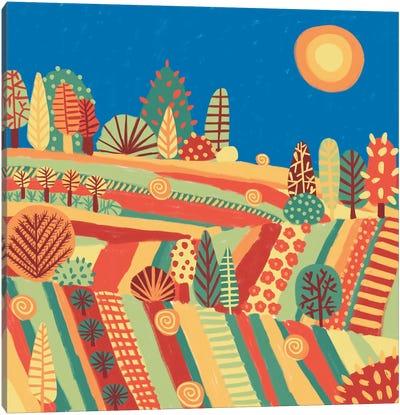 Fairy Tale Landscape Canvas Art Print