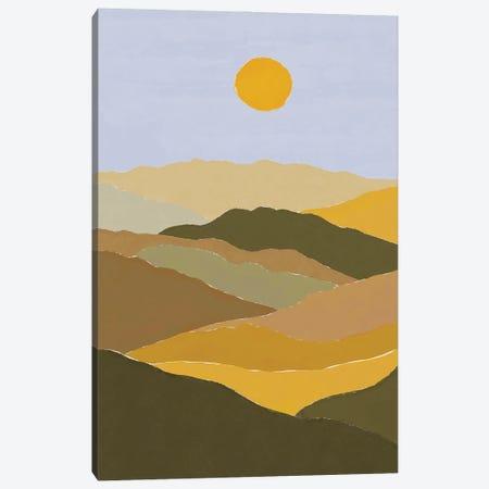 Beautiful Fall Colors Canvas Print #ALG123} by Alisa Galitsyna Canvas Art Print