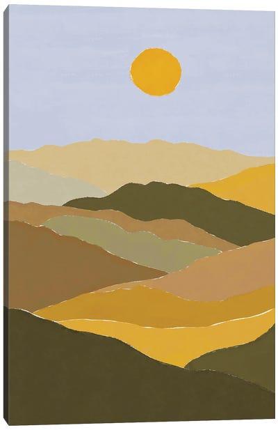 Beautiful Fall Colors Canvas Art Print