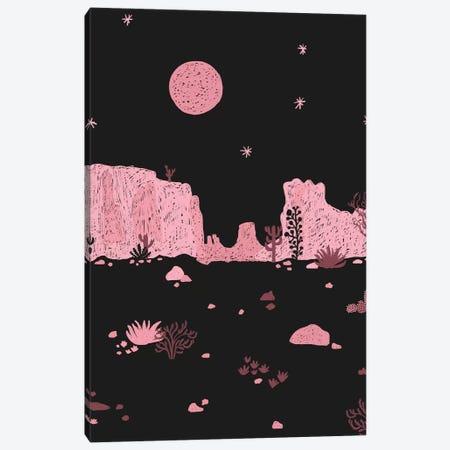 A Night In The Desert II Canvas Print #ALG1} by Alisa Galitsyna Art Print