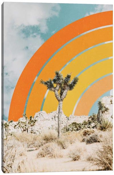 Desertscape Canvas Art Print