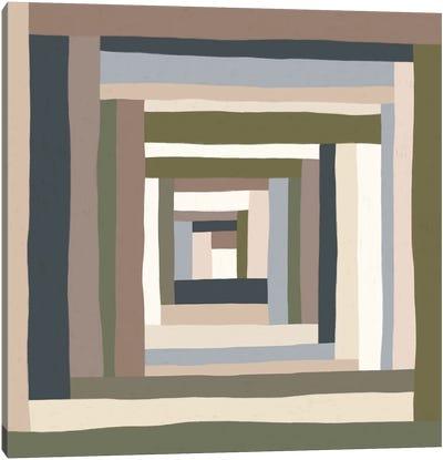 Abstract Neutrals II Canvas Art Print