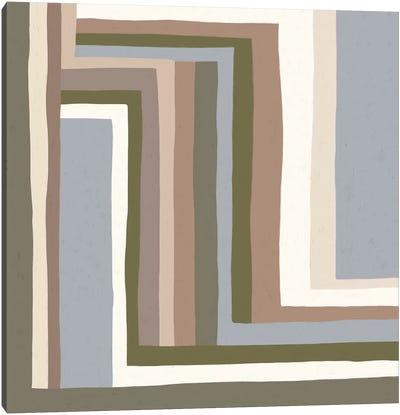 Abstract Neutrals III Canvas Art Print