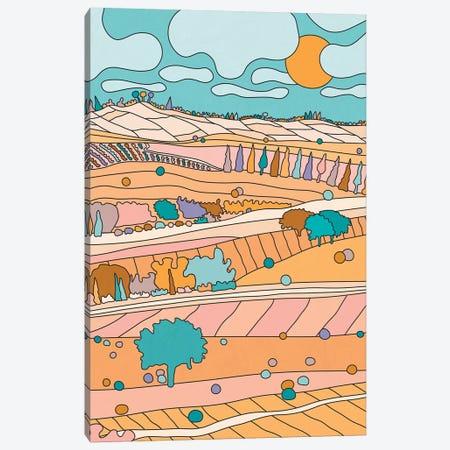 Tuscany II Canvas Print #ALG94} by Alisa Galitsyna Canvas Artwork
