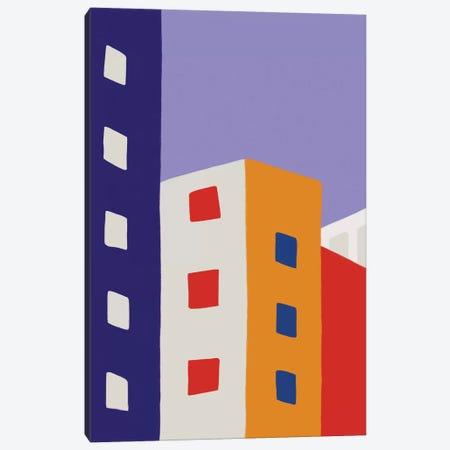 Urban Block II Canvas Print #ALG97} by Alisa Galitsyna Canvas Artwork