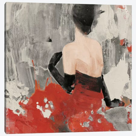 Beautiful Gaze II Neutral Canvas Print #ALH13} by Albena Hristova Canvas Art