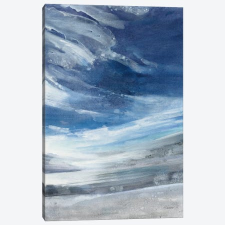 The Lake Canvas Print #ALH24} by Albena Hristova Canvas Wall Art