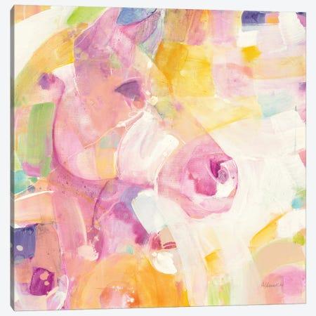 Kaleidoscope Horse I Canvas Print #ALH40} by Albena Hristova Art Print