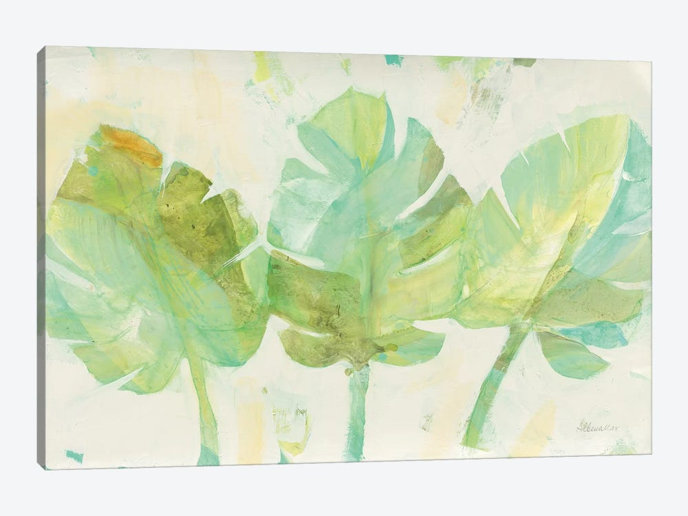 Tropical Trio 1-piece Canvas Print