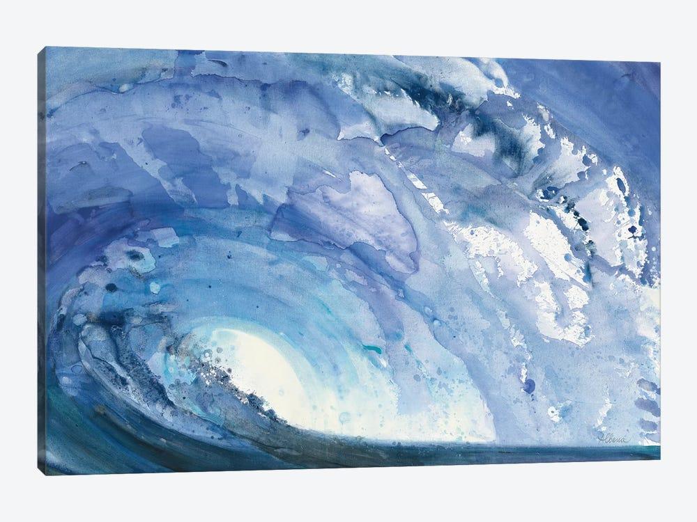 Barrel Wave by Albena Hristova 1-piece Canvas Wall Art