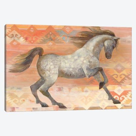 Grand Entrance Southwest Boho Blush Canvas Print #ALH75} by Albena Hristova Art Print