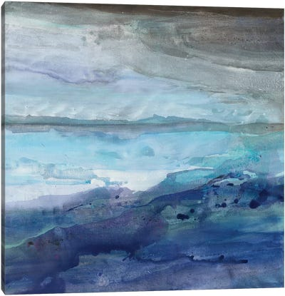 Paradise Canvas Art Print