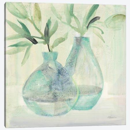 Pretty Jars Canvas Print #ALH81} by Albena Hristova Art Print
