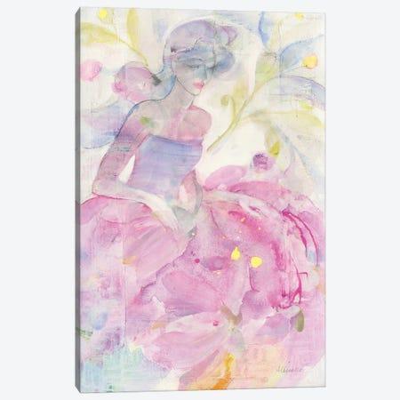Dancer I Canvas Print #ALH83} by Albena Hristova Art Print