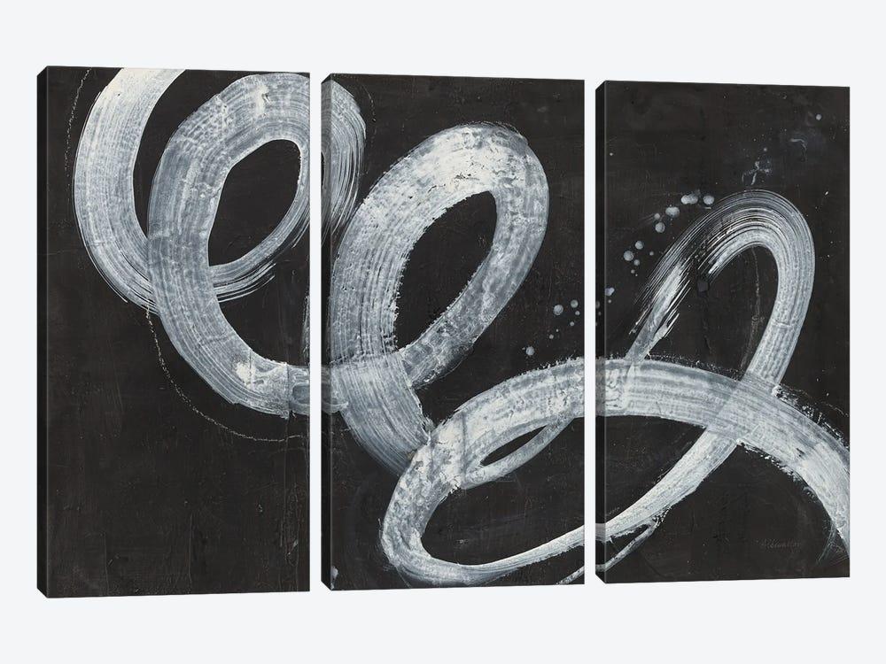 Energy by Albena Hristova 3-piece Canvas Artwork