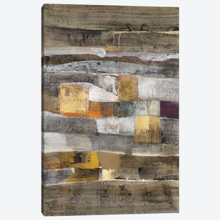 Pueblo I Canvas Print #ALH99} by Albena Hristova Canvas Artwork