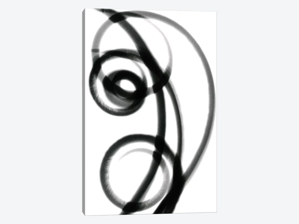 Twirling Fingers by Albert Koetsier 1-piece Art Print