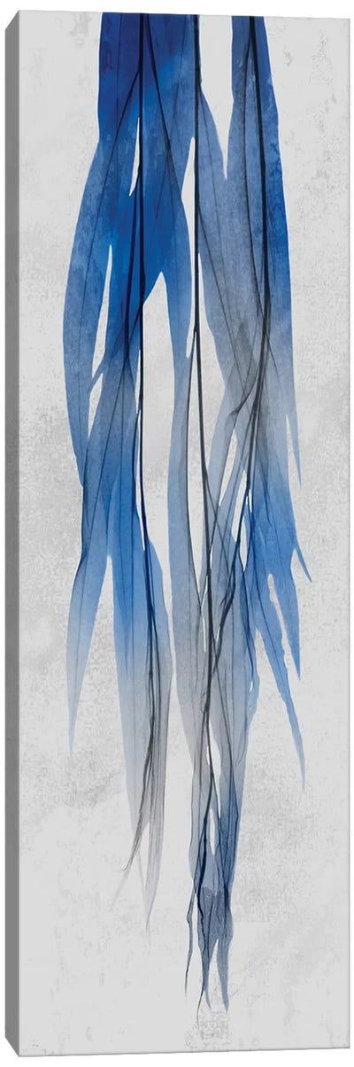 Indigo Growth I Canvas Art Print