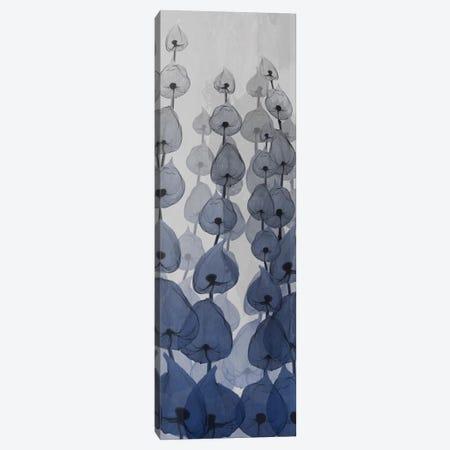 Sapphire Blooms II 3-Piece Canvas #ALK170} by Albert Koetsier Canvas Artwork
