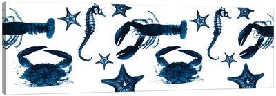 Revolving Sea I Canvas Art Print