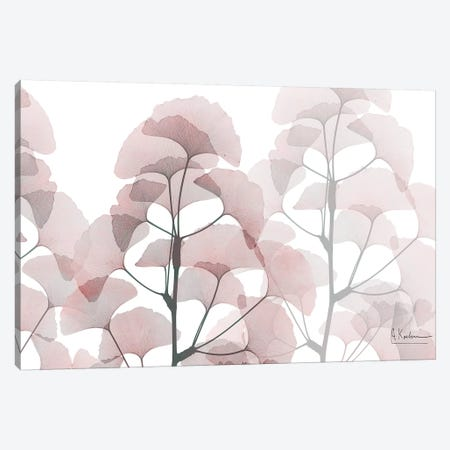 Plentiful Ginkgo Canvas Print #ALK20} by Albert Koetsier Canvas Artwork
