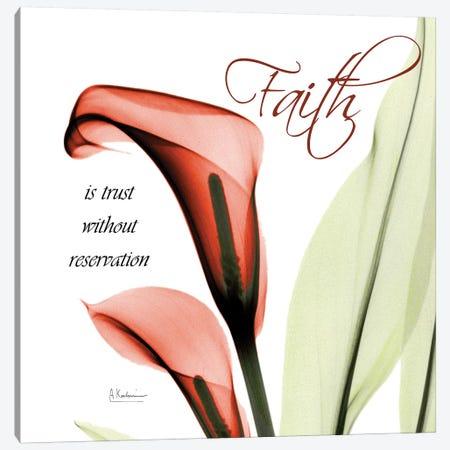 Callas Faith Canvas Print #ALK212} by Albert Koetsier Art Print