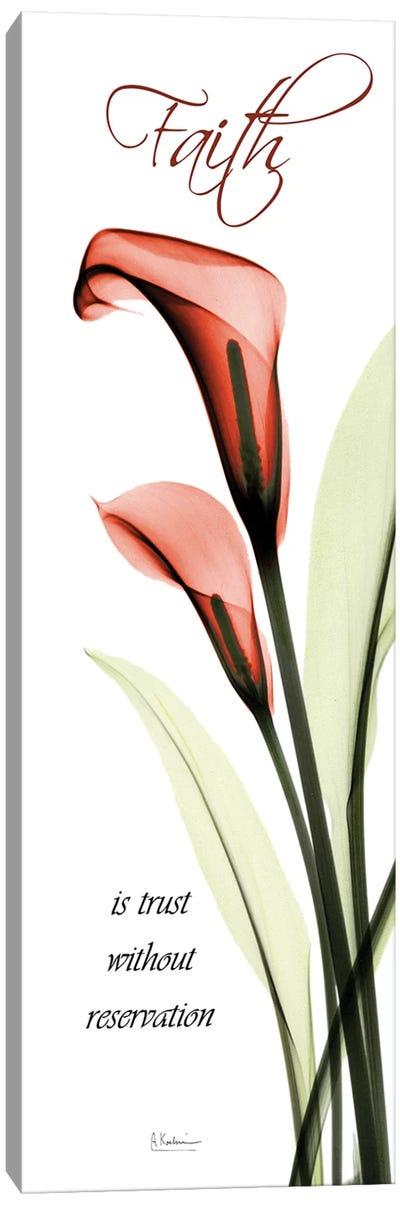 Faith Callas Canvas Art Print