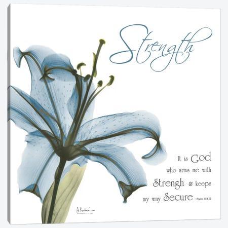 Lily Strength Canvas Print #ALK234} by Albert Koetsier Canvas Artwork