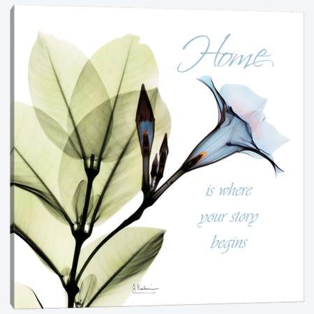 Mandelilla Home Canvas Print #ALK235} by Albert Koetsier Canvas Artwork