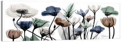 Floral Neutrals I Canvas Art Print