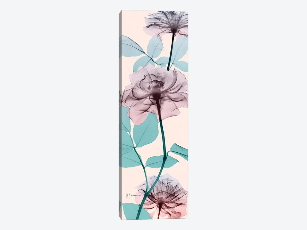 Spring Rose by Albert Koetsier 1-piece Canvas Artwork
