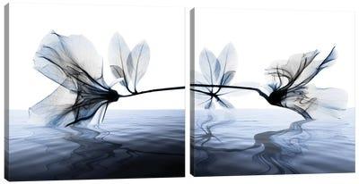 Ocean Scent Diptych Canvas Art Print