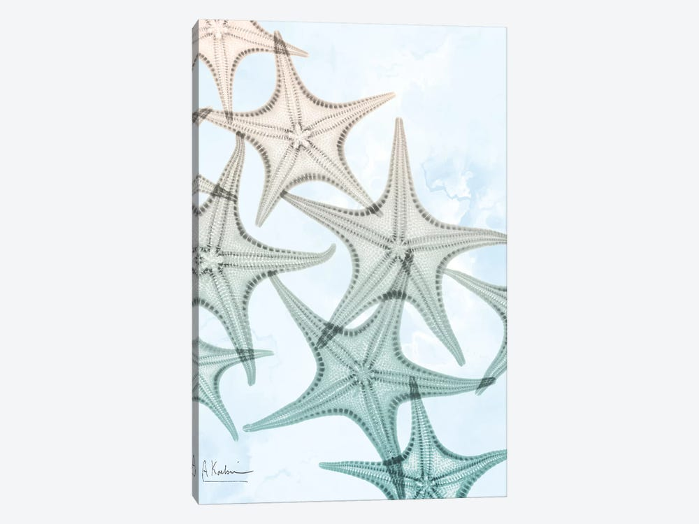 Underwater Sunshine II by Albert Koetsier 1-piece Canvas Print