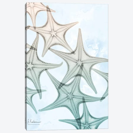 Underwater Sunshine II Canvas Print #ALK30} by Albert Koetsier Canvas Print