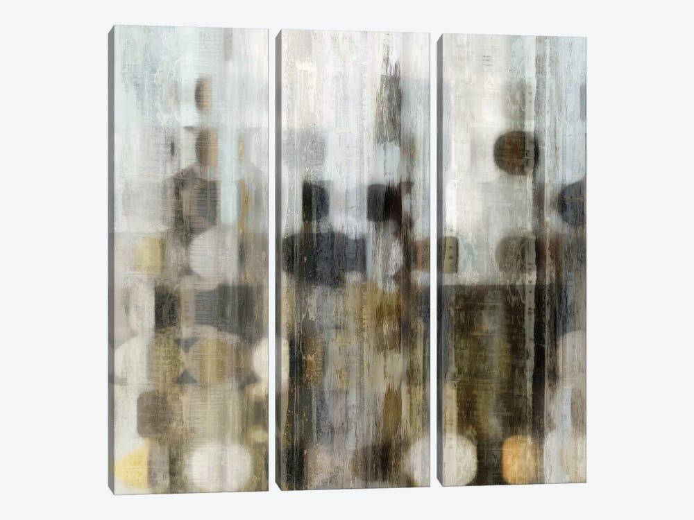 Ascending II by Allison Lockhart 3-piece Canvas Print