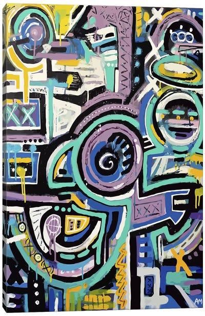 Totem 2025 Canvas Art Print