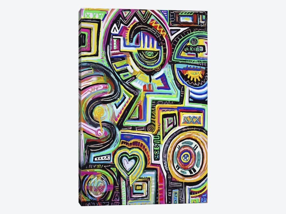 Celestial Engine by Alloyius McIlwaine 1-piece Canvas Wall Art