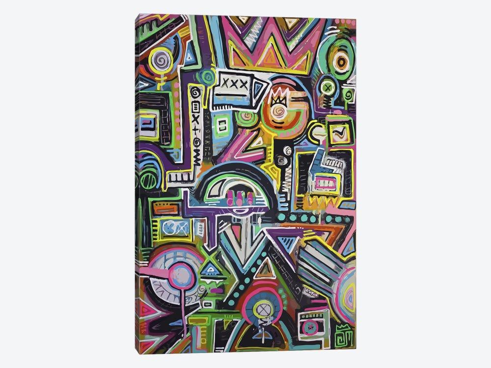 Humpty Dumpty Loves by Alloyius McIlwaine 1-piece Canvas Art