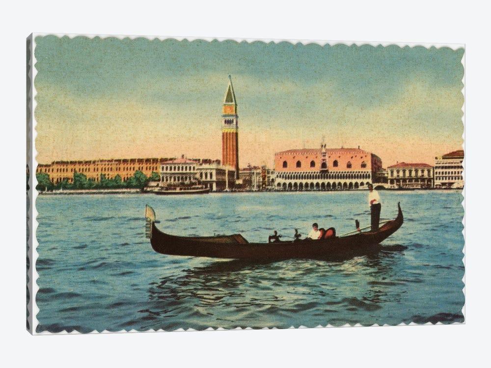 Gondola by Alan Paul 1-piece Canvas Art Print