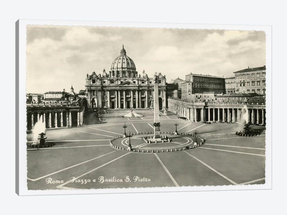 St. Peter's Basilica by Alan Paul 1-piece Canvas Art