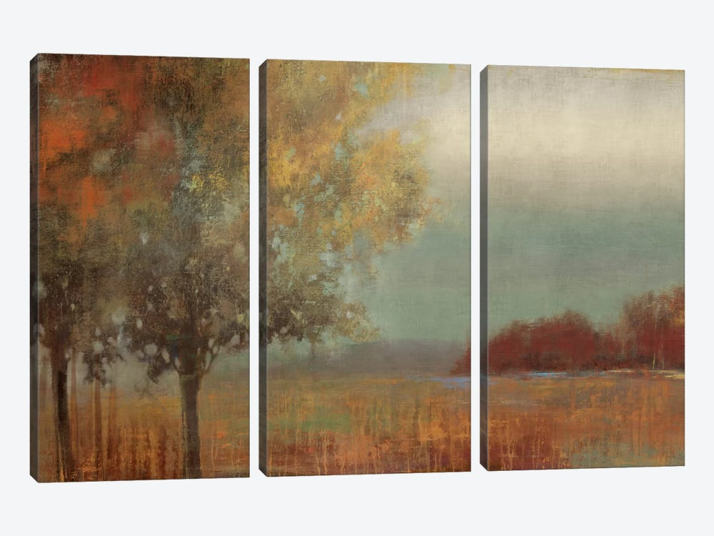In My Dreams by Allison Pearce 3-piece Canvas Print
