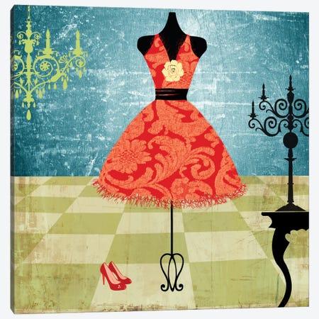 Isn't She Lovely Canvas Print #ALP108} by Allison Pearce Art Print