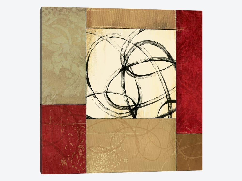 Joie de Vivre II by Allison Pearce 1-piece Canvas Art
