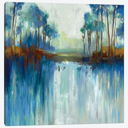 Late Summer Landscape Canvas Print #ALP115} by Allison Pearce Canvas Art Print