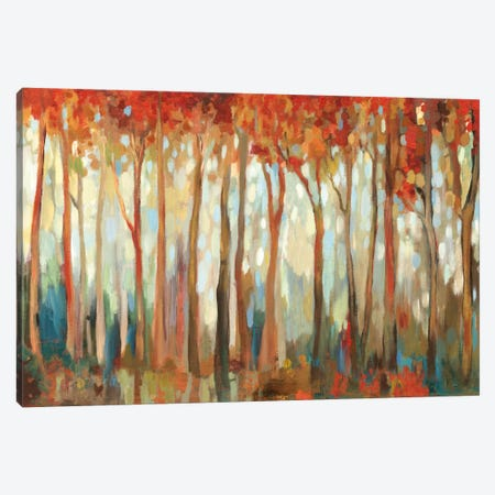 Marble Forest I Canvas Print #ALP123} by Allison Pearce Canvas Art Print