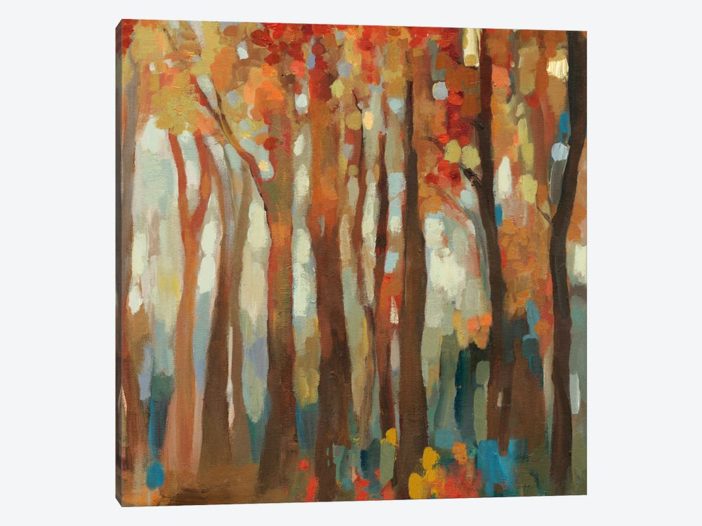 Marble Forest III by Allison Pearce 1-piece Canvas Wall Art